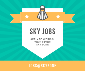 Jobs at Sky Zone